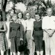 Bayard Hazel Herbert Nora Bessie Louise Glenn Ella and Walter Knight