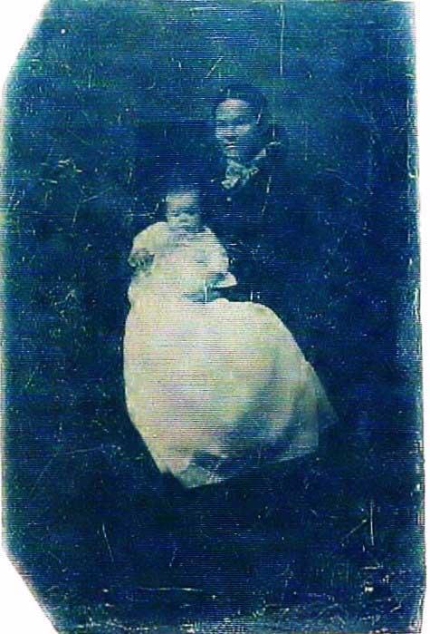 Ann and Lola Carl wife of Frank Carl
