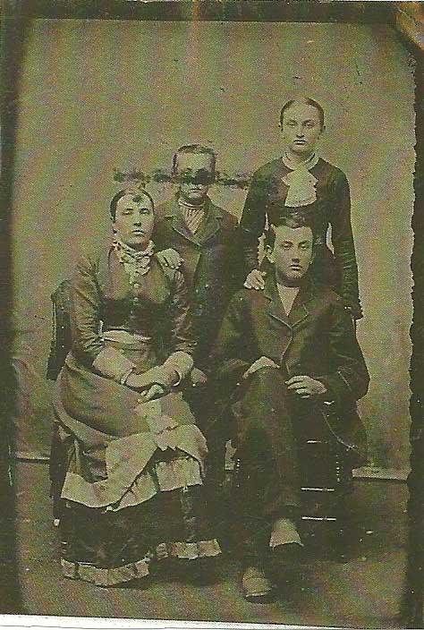 Emeline Knight Duff and William Ada and David Duff
