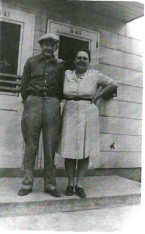 Fred and Elsie Curry