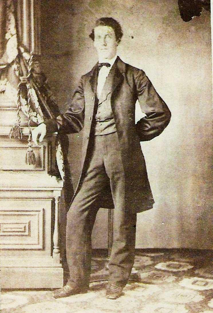 George Wm Douglass