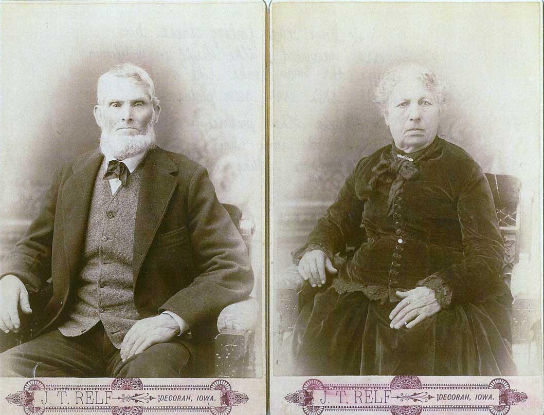 George and Amanda Marie Fox Duff