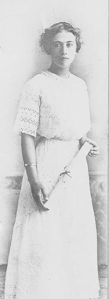 Ida Smith Duff wife of Floyd