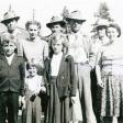 Delmas Darrell Nellie Raymond Lewis Jonas Johnson Eileen Kight Frank Witwicky and Karen and Eleanor Witwicky