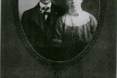 Charles and Hattie Curry and down is Mary and James Curry