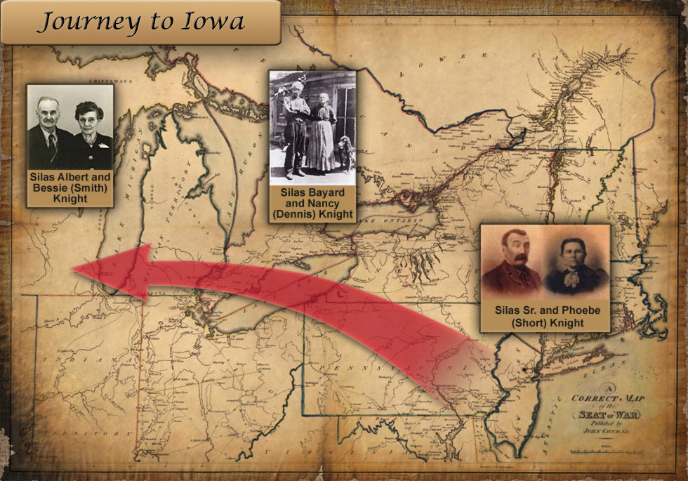 Journey to Iowa