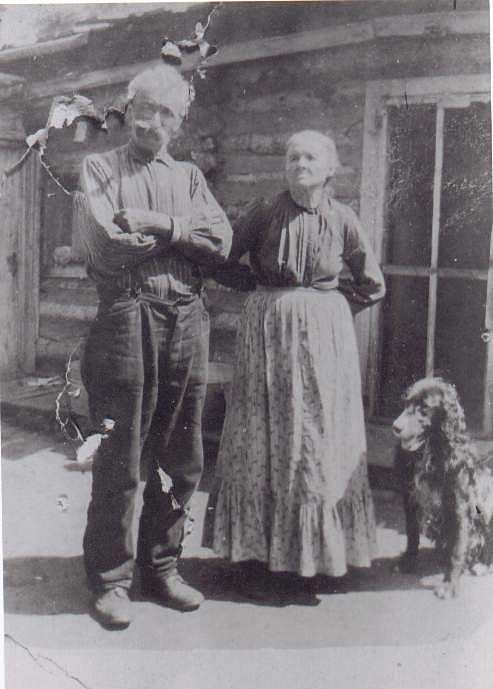 Silas Bayard Knight and Nancy