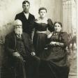 Andrew, Delila, Herman and Josephine