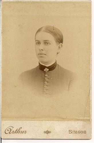 Alice Maud Clarke Banfield