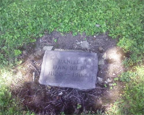 Daniel Banfields Stone