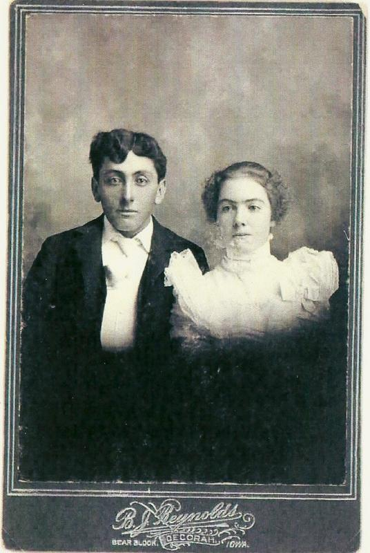 Ernest and Maude Reed