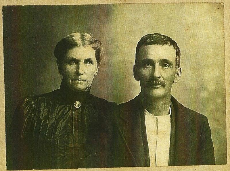 Esther Wood and Harrison Vaughn
