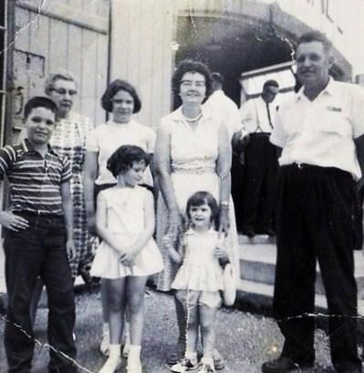 Gordon Banfield family