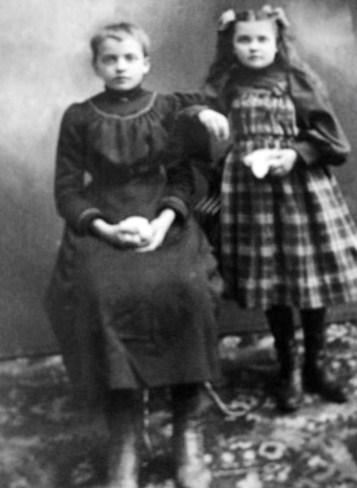 Ida and Mildred Banfield