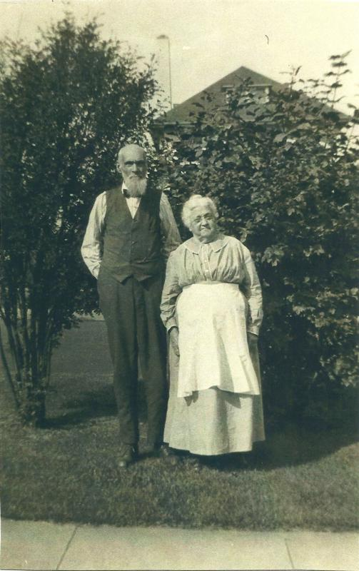 William Reed and Phoebe Knight
