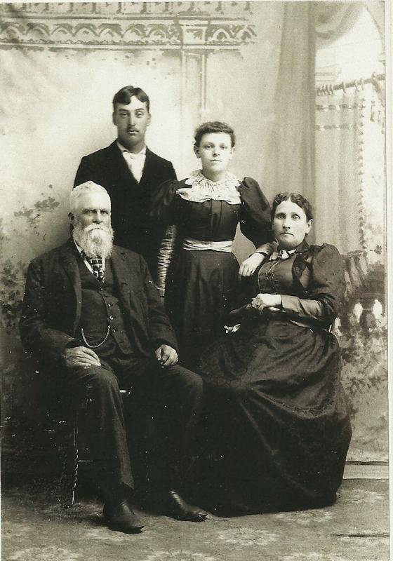 Andrew, Delila, Herman, and Josephine