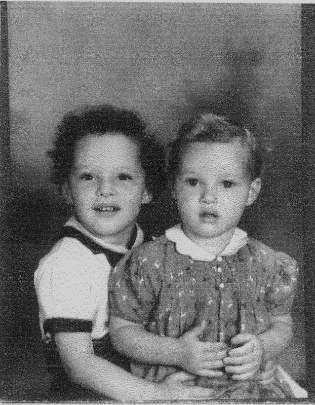 Curly and Sandra Knight