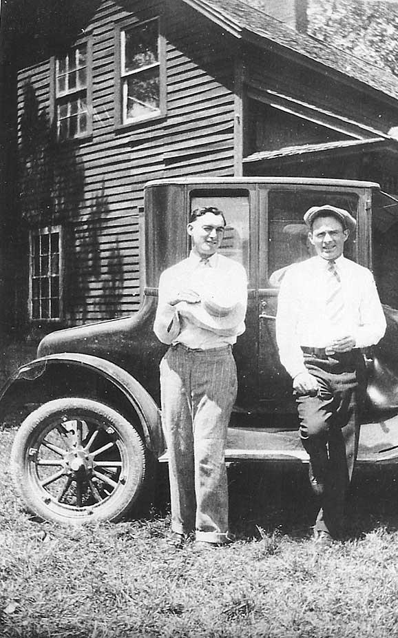 Glenn and Bayard Knight